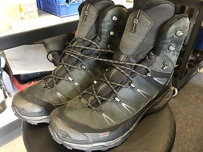 62b57af7 SALOMON X ULTRA Winter CS WP Hiking Boot - Men's Size 12