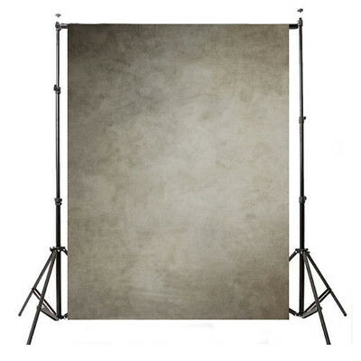 AUSTOCK 5x7ft Vintage Grey Wall Art Photography Background Photo Backdrop