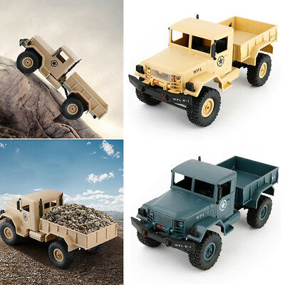 AUSTOCK 1Color Only WPLB-1 1/16 2.4G 4WD RC Crawler Off Road Car With Light RTR
