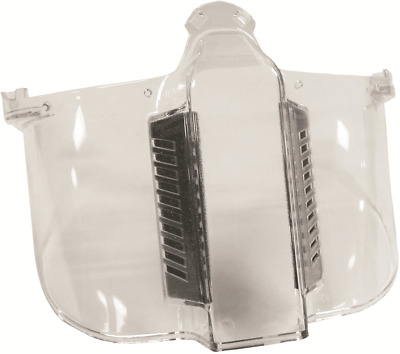 uvex REPLACEMENT FACESHIELD Full Lower Face Protection CLEAR *German Brand