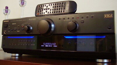 Technics Sa-Ax7 Stereo/dolby Amplifier/receiver