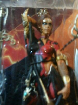 SPAWN  Warrior Lilth  SERIES 3 ACTION FIGURE  OVP NRFB