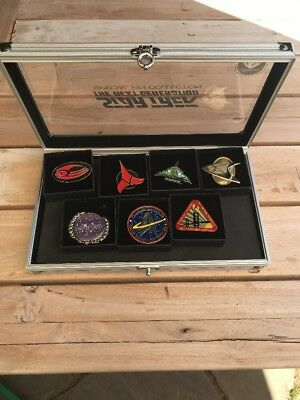 Star Trek Special Pin Collection - TNG BluRay steelbooks