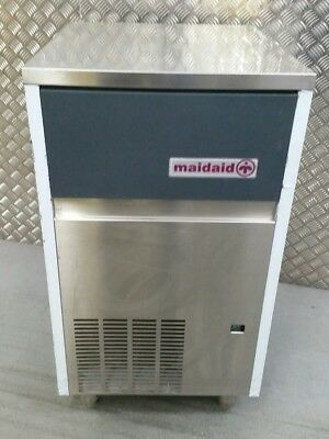 Ice Machine Maidaid M50-25 Commercial Ice Maker 50kg Production