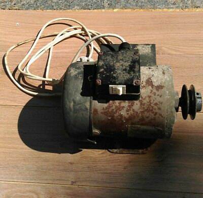 BAROMIX ELECTRIC CONCRETE CEMENT MIXER MOTOR ELECTRIC MOTOR 240v