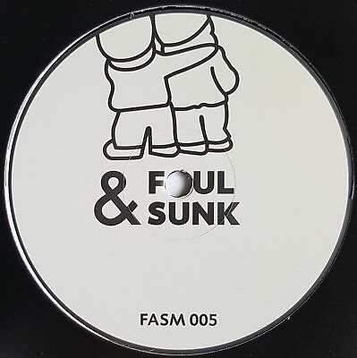 "Borrowed Identity - Stimulation - 12"" Vinyl - Foul & Sunk"
