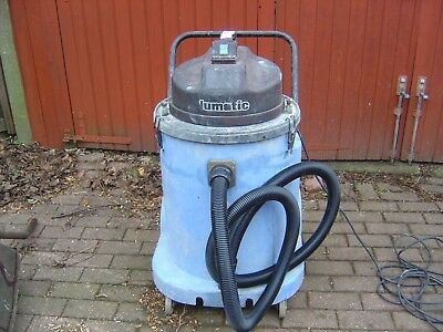 Numatic WVD 1800DH 70L INDUSTRIAL WET Vacuum Cleaner Twin Motor + Suction Tools