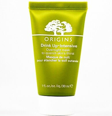 Origins Drink Up Intensive Overnight Masks To Quench Skins Thirst Face Mask 30ml