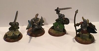 Heroscape Figures from Rise of the Valkyrie Set Viking Warriors