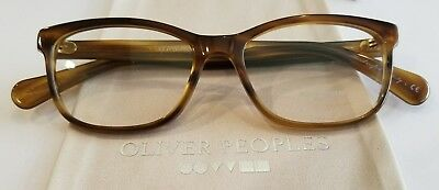 d8422c0483 Authentic Oliver Peoples Follies RX Eyeglasses Tortoise OV5194 1156  51-16-140