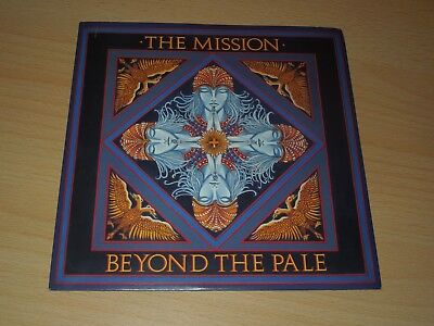 """The Mission, Beyond The Pale, 7"""""""
