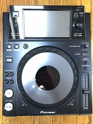 Pioneer XDJ-1000 Rekordbox USB Professional Multi Player Fantastic Condition!!