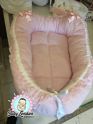 Baby Sleep Pod Nest Bed Portable Pillow