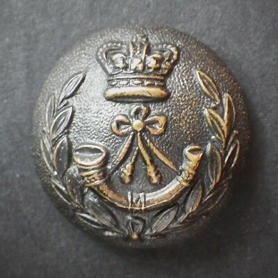 Victorian Kings Royal Rifle Corps Officers Large button