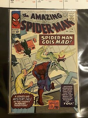 The Amazing Spider-Man #24 1965