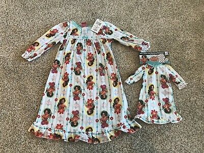 Clothing, Shoes & Accessories Elena Of Avalor Toddler Girls Character Print Night Gown Size 2t 3t 4t $34