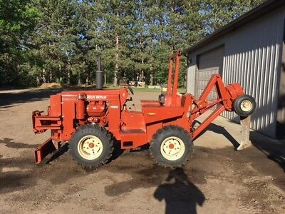 Ditch Witch R65 Cable Plow