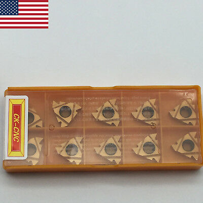 USA-16ER AG60 BP010 cnc carbide turning inserts tools blade