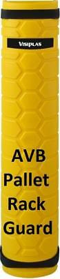 AVB Pack of 2 VISIPLAS Protectors for Rack Uprights 79mm to 92mm Wide