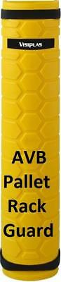 AVB Pack of 21 VISIPLAS Protectors for Rack Uprights 79mm to 92mm Wide