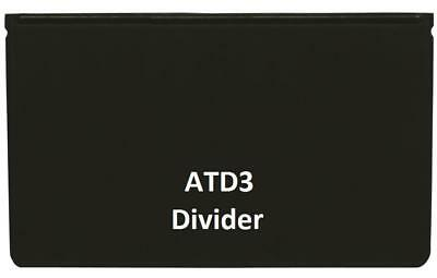 ATD3 Pack of 12 Dividers (L-R) for VISIPLAS Parts Tray AT43