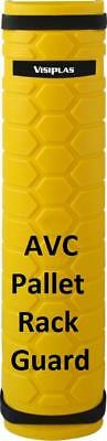 AVC Pack of 2 VISIPLAS Protectors for Rack Uprights 92mm to 105mm Wide