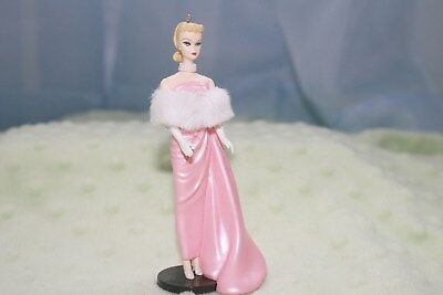 Hallmark Keepsake Christmas Ornament Barbie Featuring the Enchanted Evening