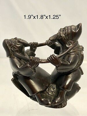 antique netsuke signed