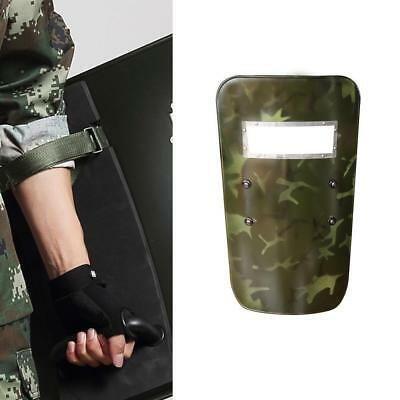 Plastic Military Tactical Anti-Riot Law Enforcement Police Shield Protect BN
