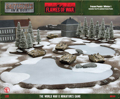 Battlefield in a Box - Frozen Ponds: Winter