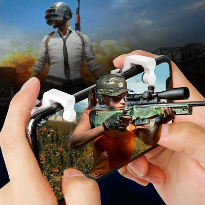 Mobile Game Controller Trigger Sensitive Shoot and Aim Buttons L1R1 For PUBG SF8