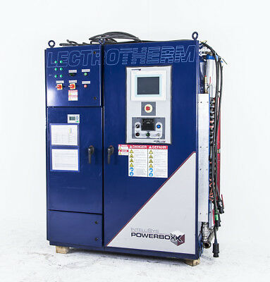 LECTROTHERM AJAX TOCCO INDUCTION HEATING Power supply Inductron Inductotherm 330