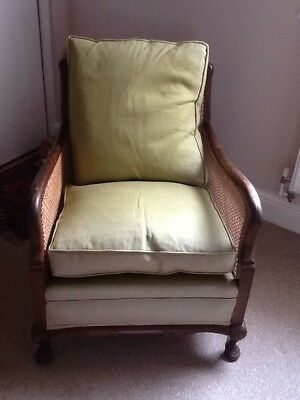 Bergere Upholstered Chair