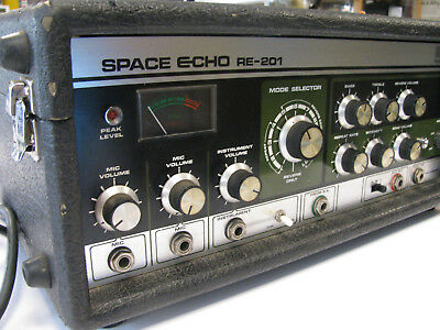 Roland Space Echo RE-201 - Made in Japan