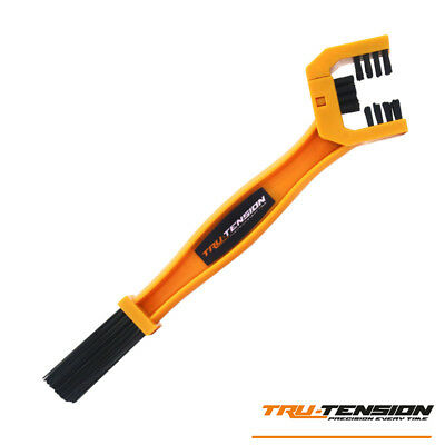 Motorcycle Mx Chain Cleaner Cleaning Brush Tru-Tension Muck Monkey