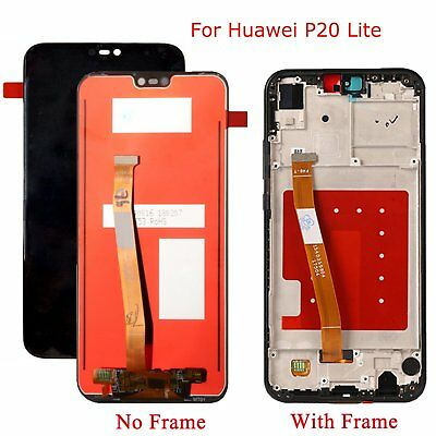 Touch Screen LCD Display Digitizer Assembly  with Tools for Huawei P20 Lite