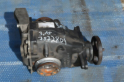 BMW E81 E87 LCI 7572804 3,15 Differential Hinterachsgetriebe