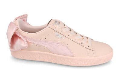 Baskets Chaussures 2019 Bow Low Basket Puma 367319 01 Wn's