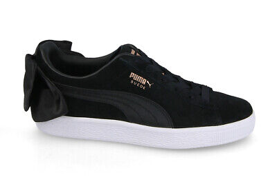 CHAUSSURES FEMMES SNEAKERS Puma Suede Bow Wns [367317 04