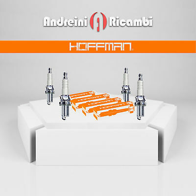 Kit 4 Candele Accensione Renault Clio Iii 1.2 16V 55Kw 75Cv Dal 2008 -> Hxeh20Ss
