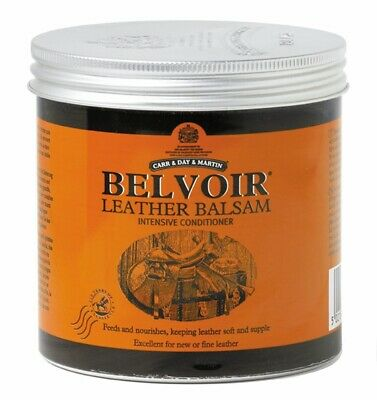 Carr & Day & Martin Belvoir Leather Balsam Intensive Conditioner 500ML