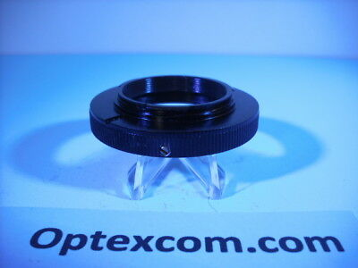 T T-2 Mount Adapter M42x0.75 metric thread to a cannon EOS mount Bayonet style