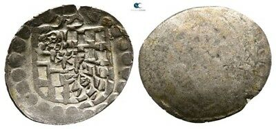 Savoca Coins Medieval Silver Coin 0,35g/14mm $KBP3204