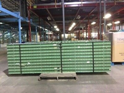 "24"" Gravity Roller Conveyor-Sold By the Foot in 10 Foot Sections"