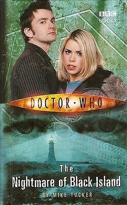 + DOCTOR WHO Paperback The Nightmare of Black Island (David Tennant) engl