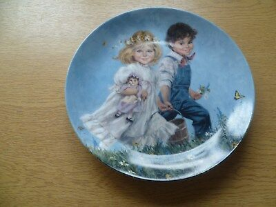 Reco International Limited Edition Collector's plate 'Jack and Jill'