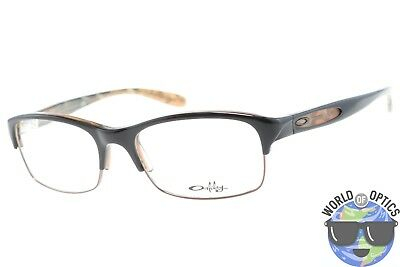 61d488b9ca Oakley RX Eyeglasses OX1062-0452 Irreverent Women s Brown Taffy Frame 52-18-