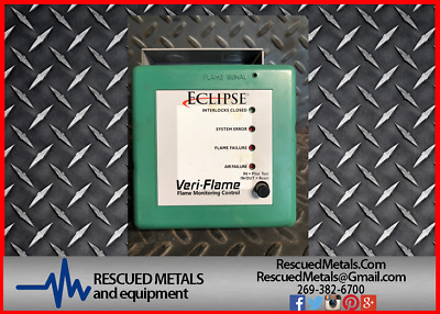 eclipse veri-flame monitoring control 5602-23