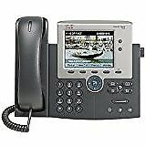Gently Used Cisco 7945G Two Line Color Display IP Phone, CP-7945G
