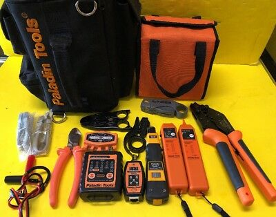 Paladin Tools Premise Service Kit. Coaxial and Networking